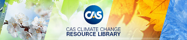 Climate Change Resource Library Banner