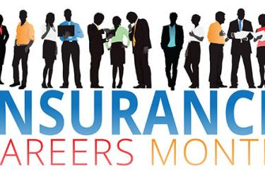 Insurance Careers Month Logo